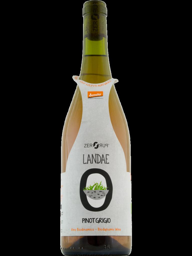 Ladndae Pinot Grigio Oranssi viini