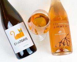 oranssi viini ilramato ja chatgris