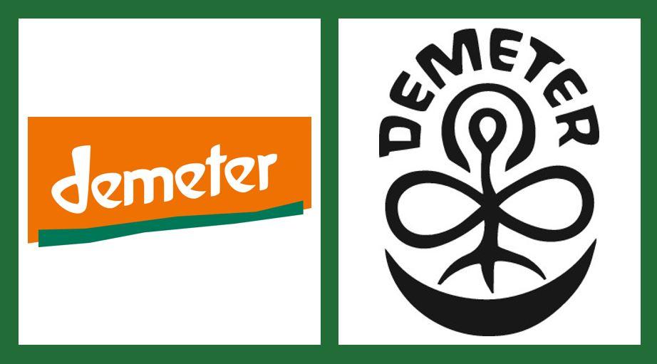Demeter logot