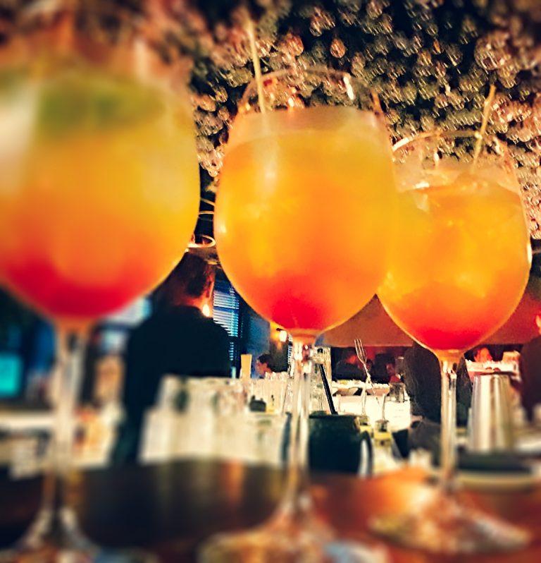 Italian summer amaretto booli