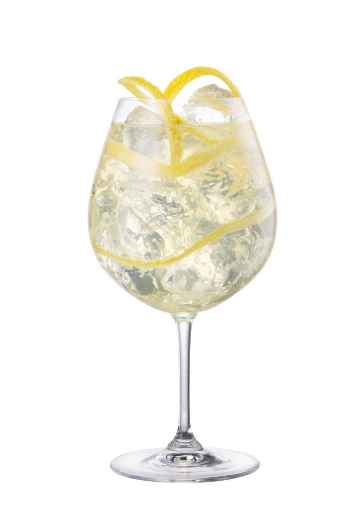 Lemon Spritz drinkki