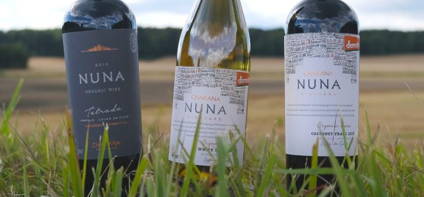 Chakana Nuna viinit