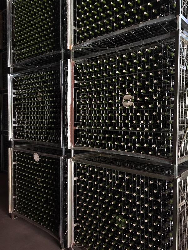Pullokypsytys Rioja