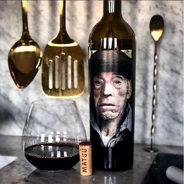Matsu El Viejo vegaaninen viini