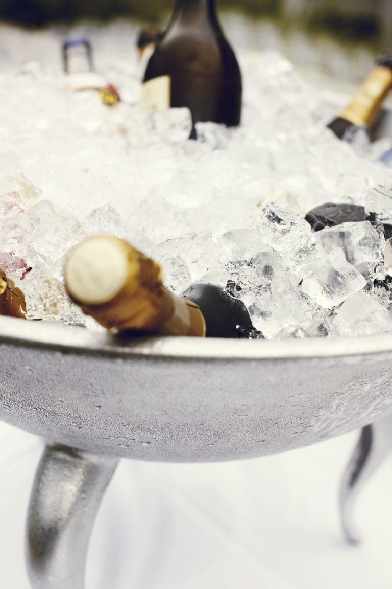 Viinin viilentäminen