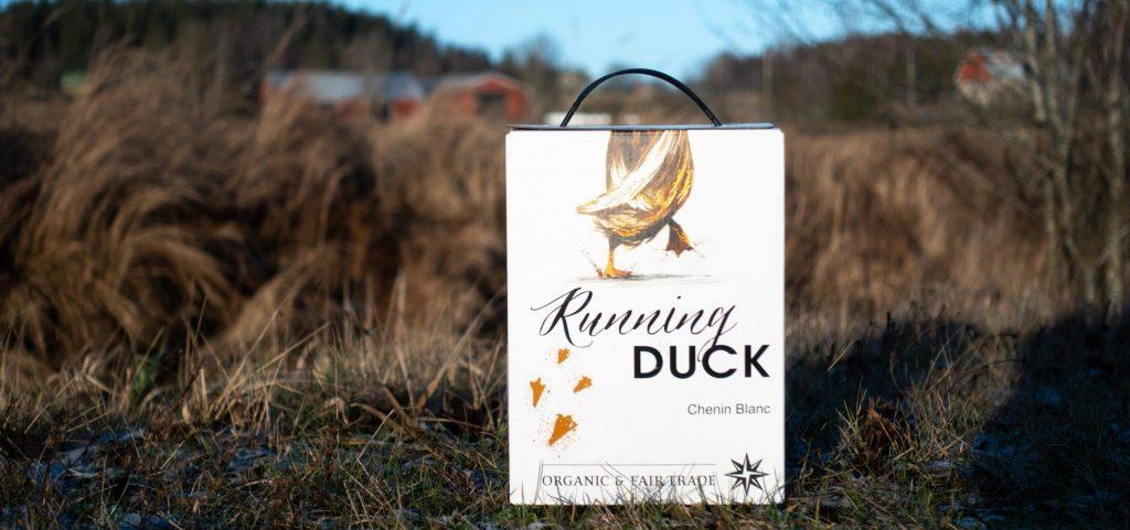 Running Duck BIB