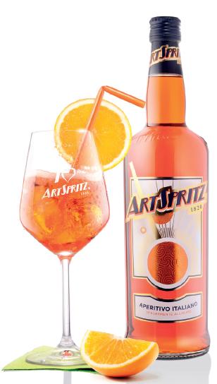 ArtSpritz aperitiivi