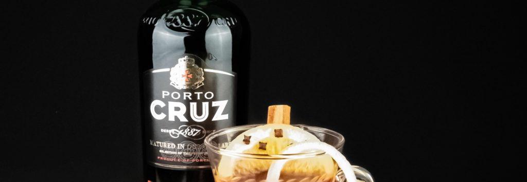 Porto Cruz Cocktail 2