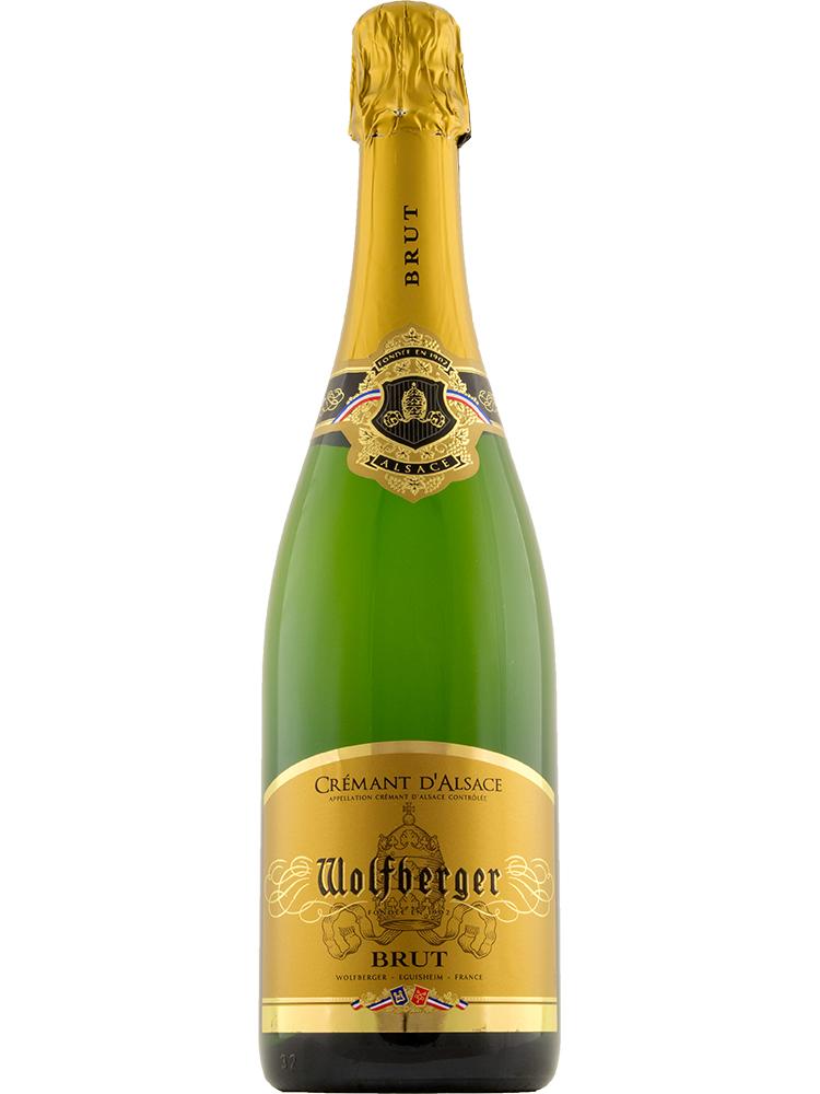 Wolfberger Crémant d'Alsace Brut
