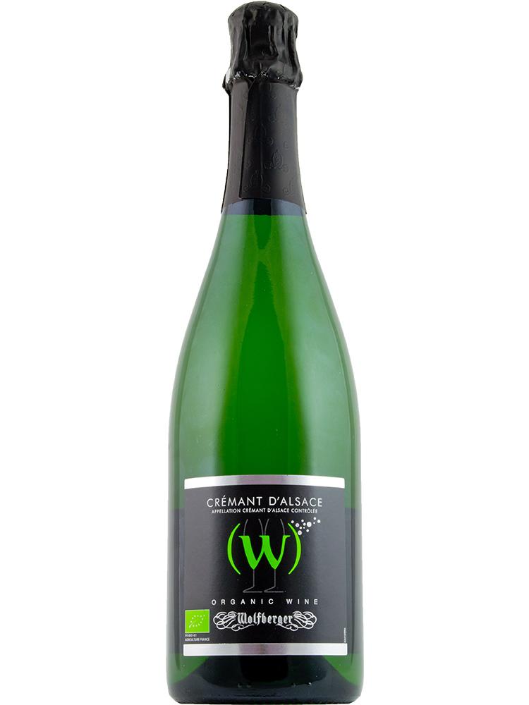 Wolfberger W Crémant d'Alsace Organic