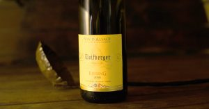 Wolfberger-riesling