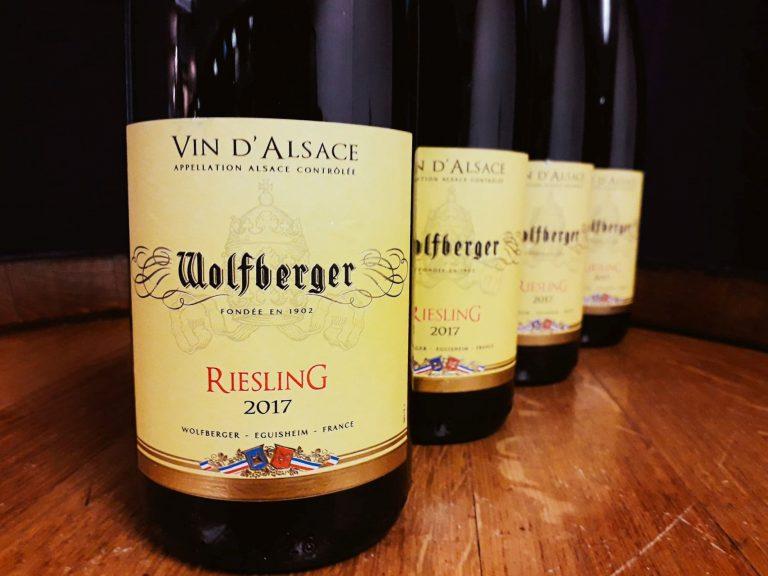 Wolfberger viinisarja