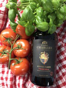 Casa Charlize ja kasvikset