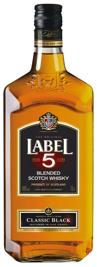 Label 5 70cl