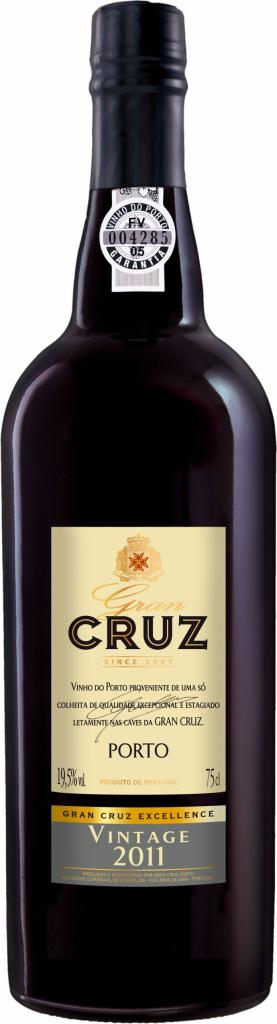 Porto Gran Cruz Vintage 2011 75cl