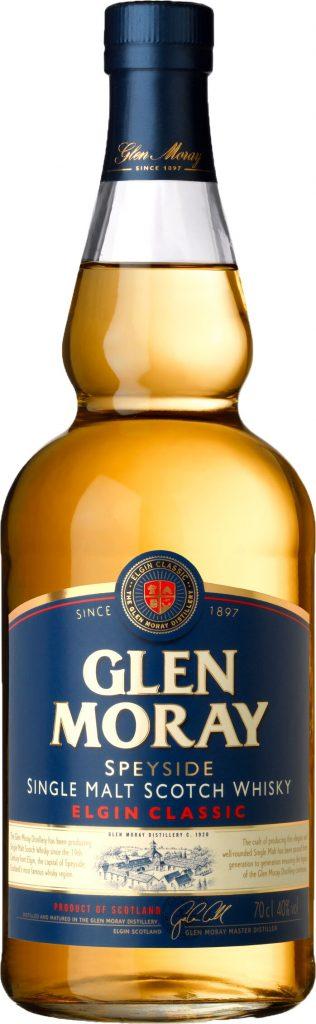 Glen Moray Elgin Classic Speyside Single Malt 70cl
