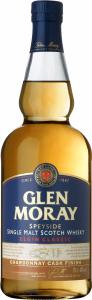Glen Moray Chardonnay Cask Finish Speyside Single Malt 70cl