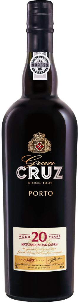 Porto Gran Cruz 20 years old 75cl