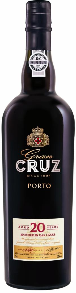 Porto Gran Cruz 20 years old 75cl