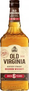 Old Virginia 6 Years Old Kentucky Straight Bourbon 70cl