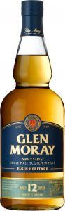 Glen Moray Elgin Heritage 12 Year Old Speyside Single Malt 70cl