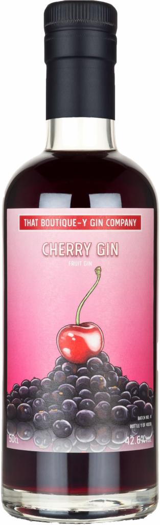 TBGC Cherry Gin 50cl