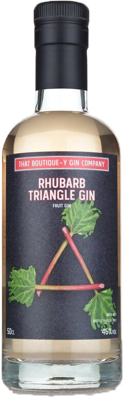 TBGC Rhubarb Triangle Gin 50cl