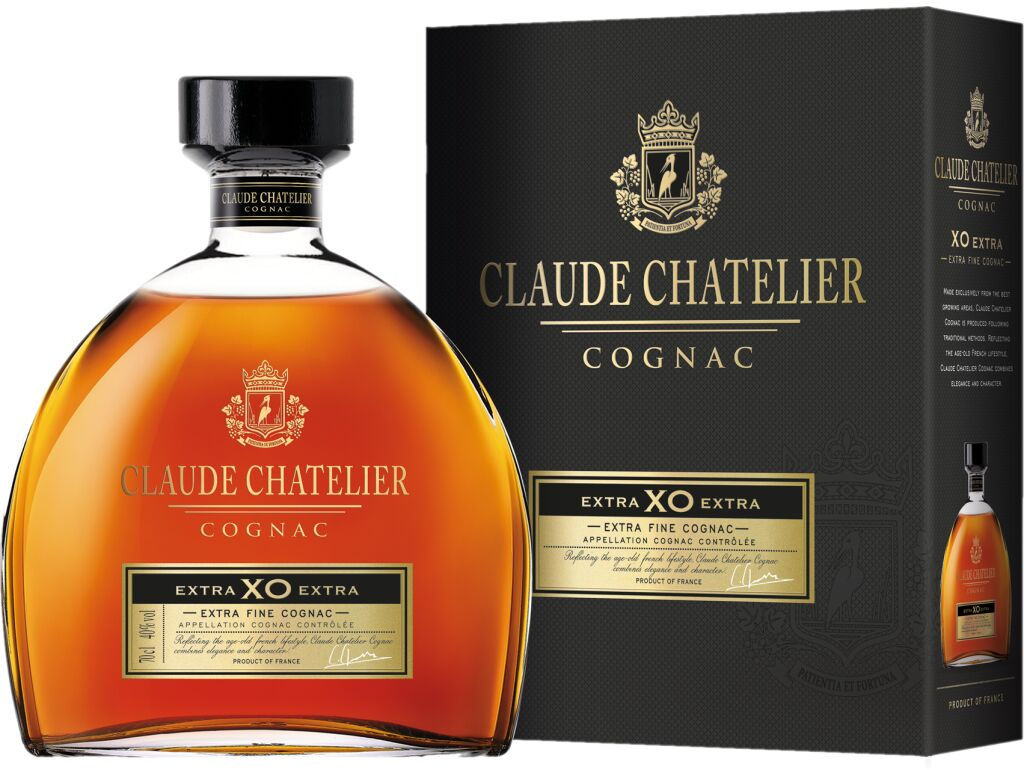 Claude Chatelier XO Extra 70cl