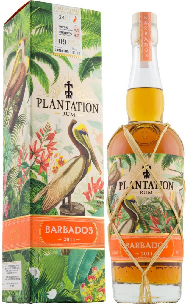 Plantation Barbados 2011 GB