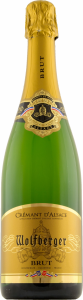 Wolfberger Cremant dAlsace Brut 75cl