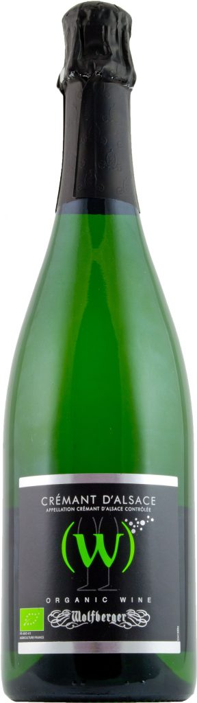 Wolfberger Cremant dAlsace Organic W 75cl