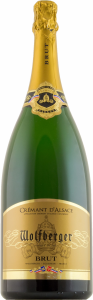 Wolfberger Cremant dAlsace Brut 150cl