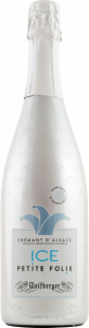 Wolfberger Cremant dAlsace Ice Petite Demi Sec 75cl
