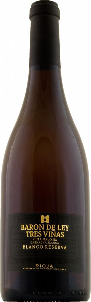 Baron de Ley Tres Vinas Reserva 75cl