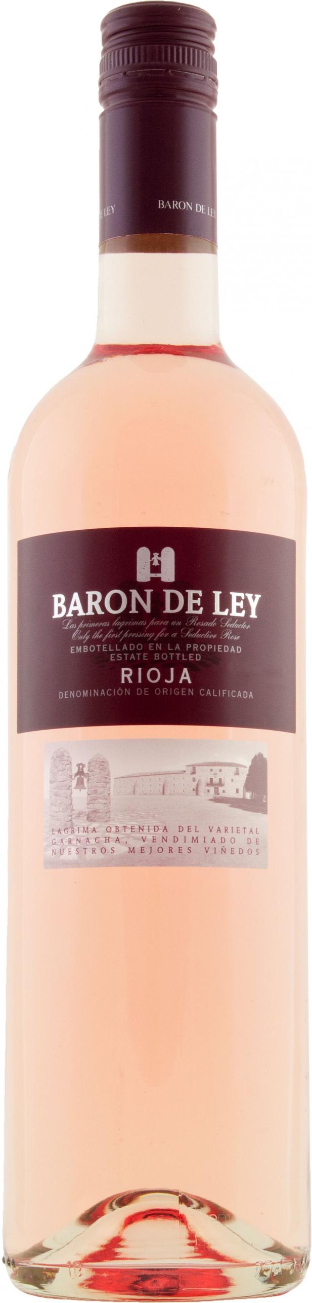 Baron de Ley Rosado Lagrima 75cl