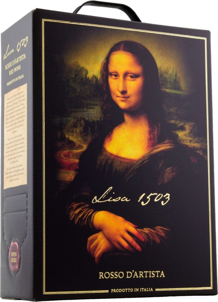 Lisa 1503 BIB