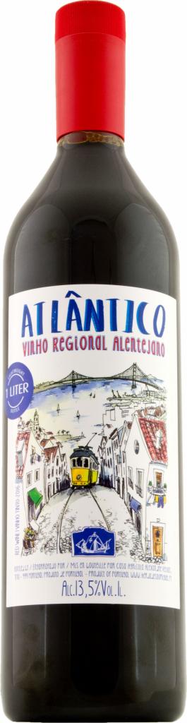 Atlantico Vinho Regional Alentejano PET 100cl