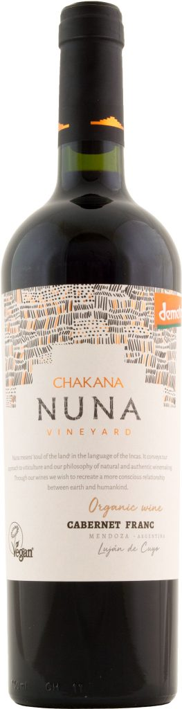 Chakana Nuna Estate Cabernet Franc 75cl