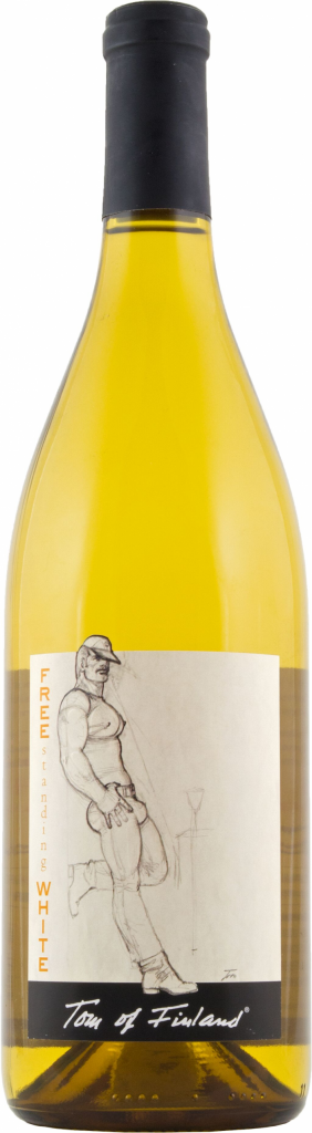 Tom Of Finland Freestanding White 75cl