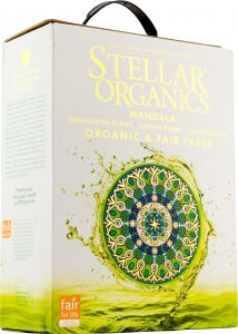 Stellar Organics Mandala White BIB 300cl