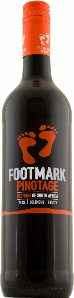 Footmark Pinotage 75cl