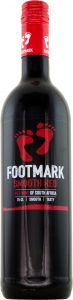 Footmark Smooth Red
