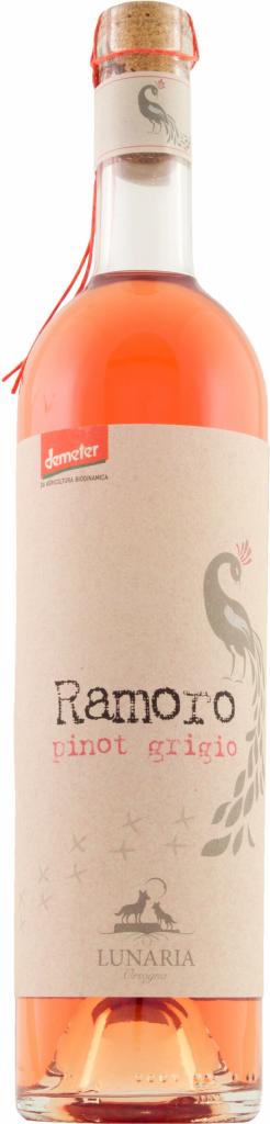 Lunaria Ramoro Pinot Grigio Rose 75cl