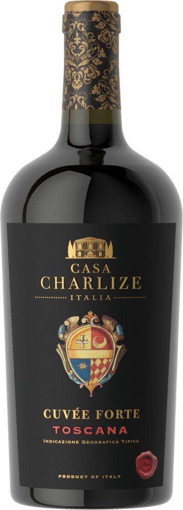 Casa Charlize Cuvee Forte 75cl