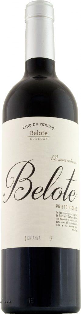 Belote Prieto Picudo Crianza 75cl