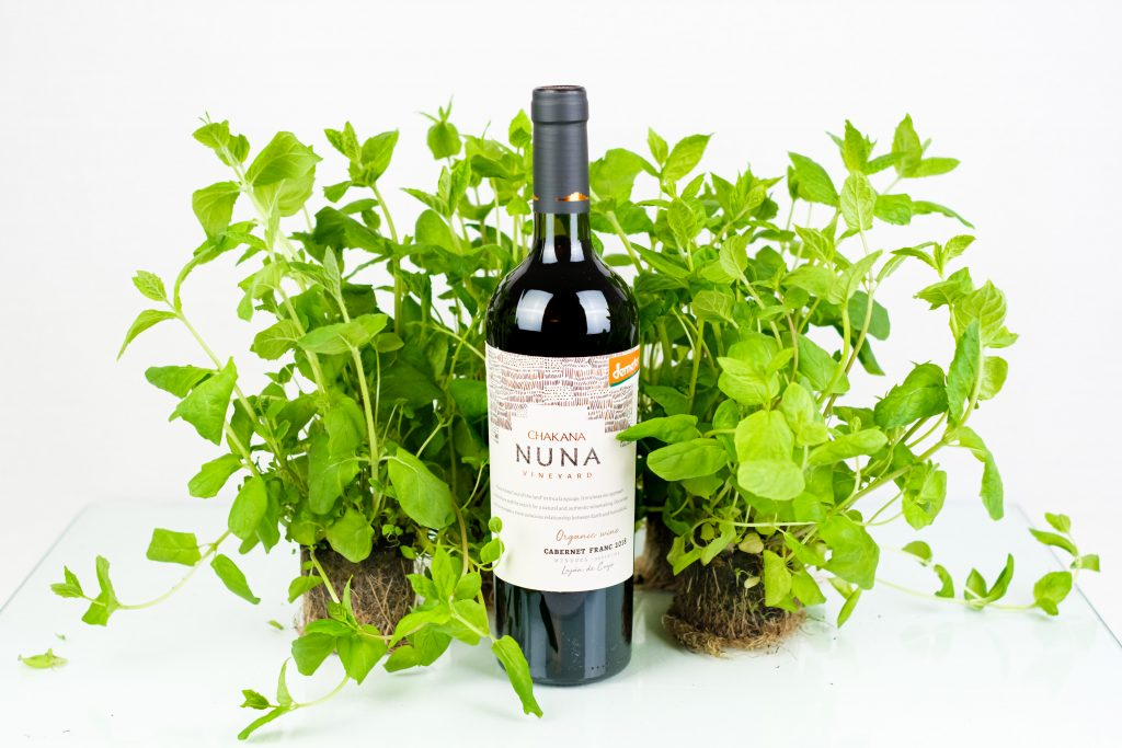 Chakana Nuna ja minttu