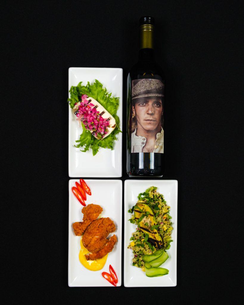 Matsu El Picaro ja ruoka