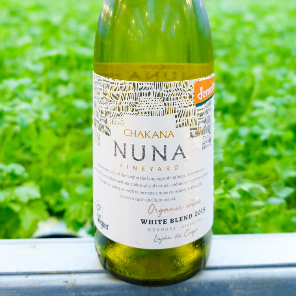 Chakana Nuna white Vihreä viini