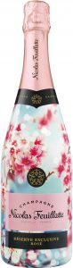 Nicolas Feuillatte Reserve Exclusive Rose Sleeve 75cl
