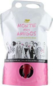 Monte dos Amigos Rose 150cl pouch